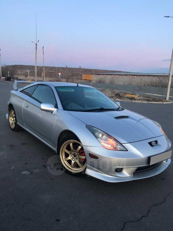 Toyota Celica, 2000 год, 367 000 руб.