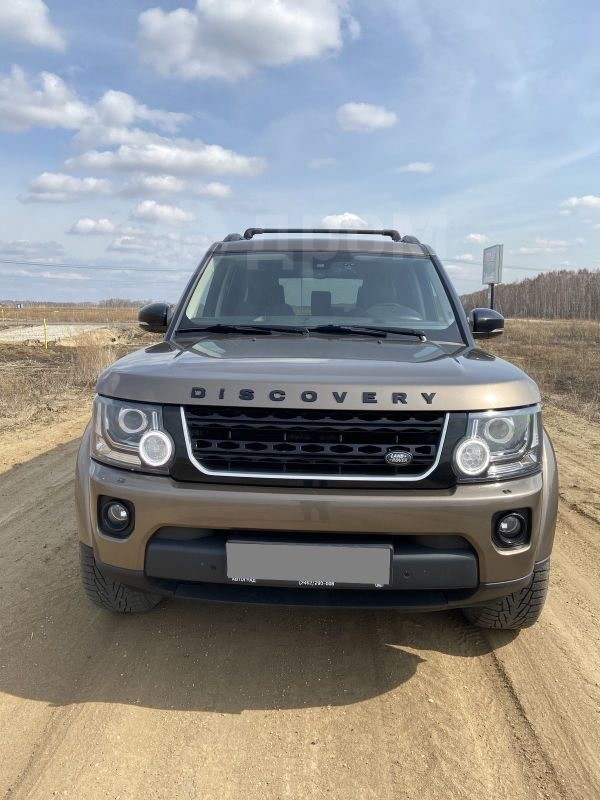 Land Rover Discovery, 2014 год, 2 320 000 руб.