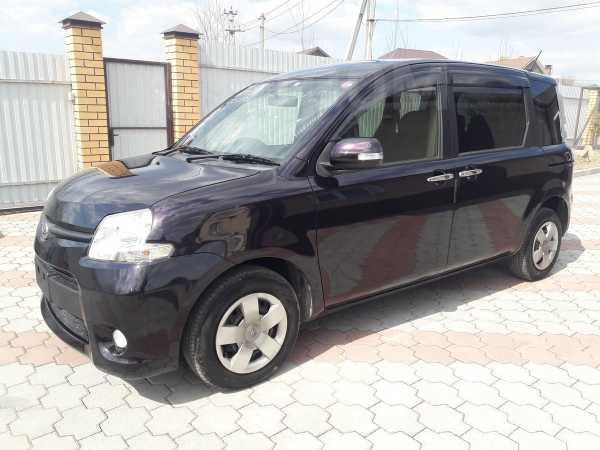 Toyota Sienta, 2015 год, 600 000 руб.
