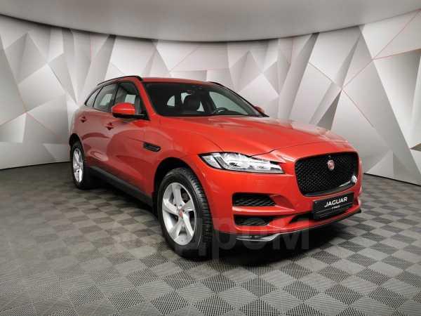 Jaguar F-Pace, 2019 год, 4 886 000 руб.