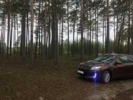 Ханты-Мансийск Mazda3 2012