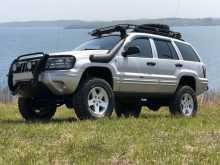 Владивосток Grand Cherokee