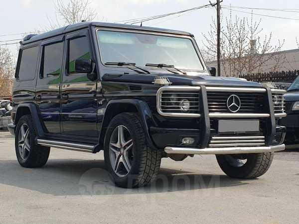 Mercedes-Benz G-Class, 2001 год, 1 150 001 руб.