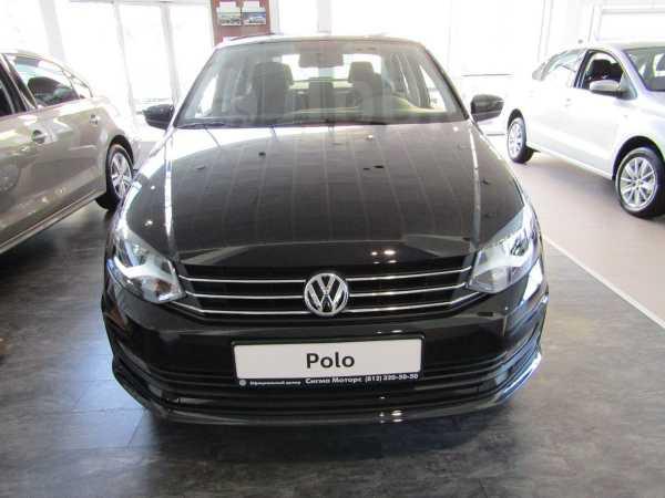 Volkswagen Polo, 2019 год, 938 300 руб.