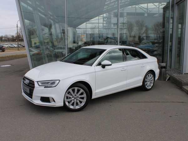 Audi A3, 2019 год, 1 690 000 руб.