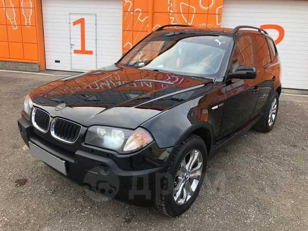 BMW X3, 2004 год, 497 000 руб.