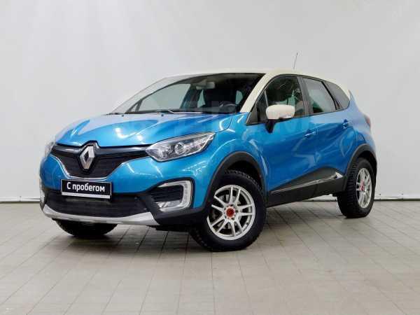 Renault Kaptur, 2017 год, 795 000 руб.