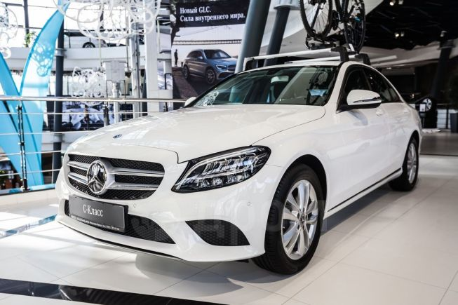 Mercedes-Benz C-Class, 2019 год, 2 249 000 руб.