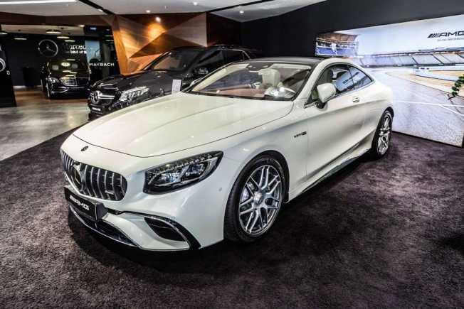 Mercedes-Benz S-Class, 2019 год, 15 710 630 руб.