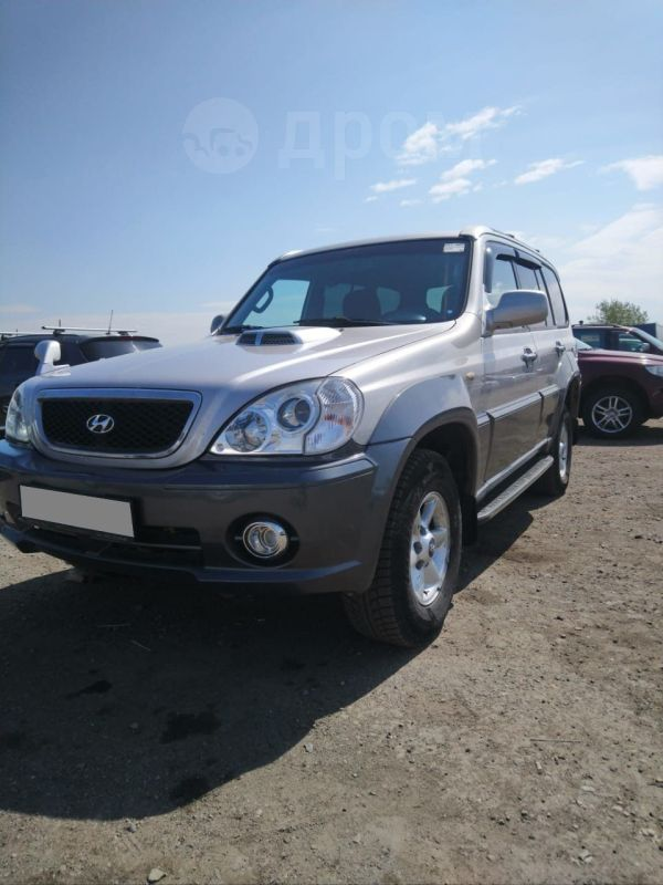 Hyundai Terracan, 2003 год, 478 000 руб.