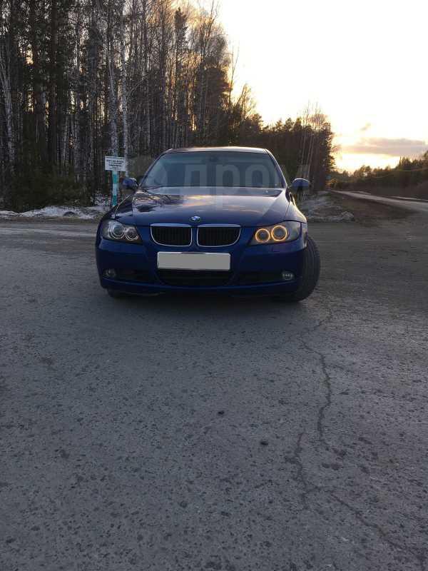 BMW 3-Series, 2007 год, 460 000 руб.