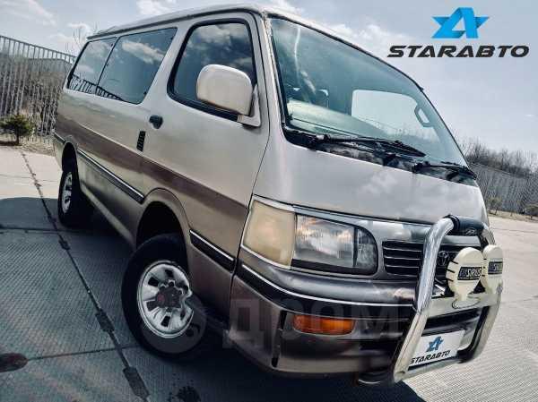 Toyota Hiace, 1999 год, 408 000 руб.