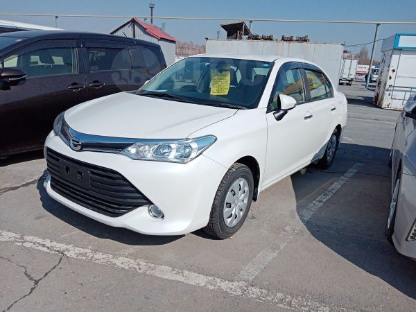 Toyota Corolla Axio, 2016 год, 715 000 руб.
