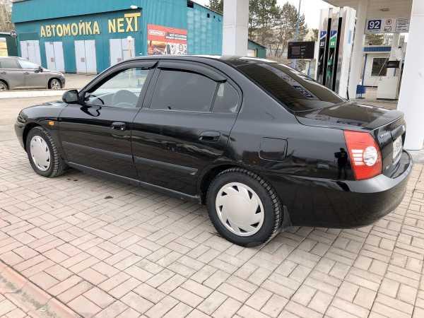 Hyundai Elantra, 2005 год, 220 000 руб.