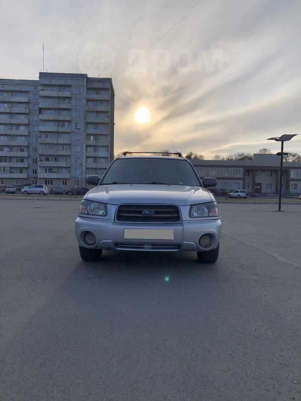 Subaru Forester, 2003 год, 395 000 руб.