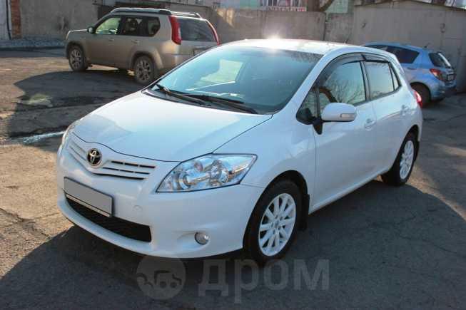 Toyota Auris, 2011 год, 660 000 руб.