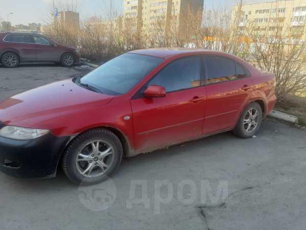 Mazda Mazda6, 2004 год, 130 000 руб.