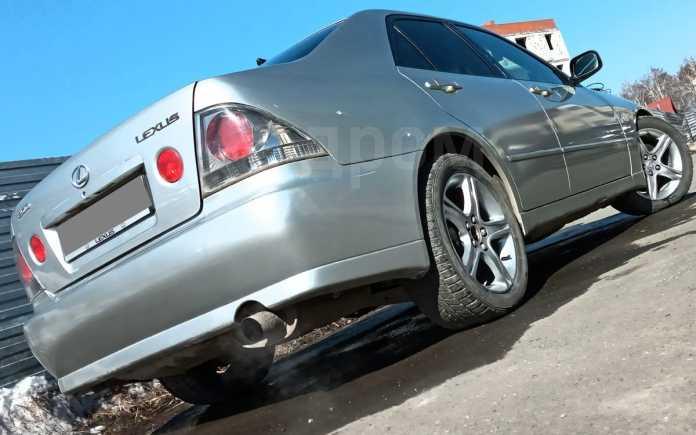 Lexus IS200, 2001 год, 405 000 руб.