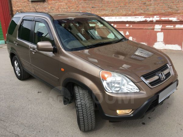 Honda CR-V, 2003 год, 454 000 руб.