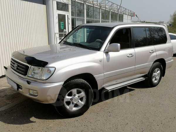 Toyota Land Cruiser, 1999 год, 849 000 руб.