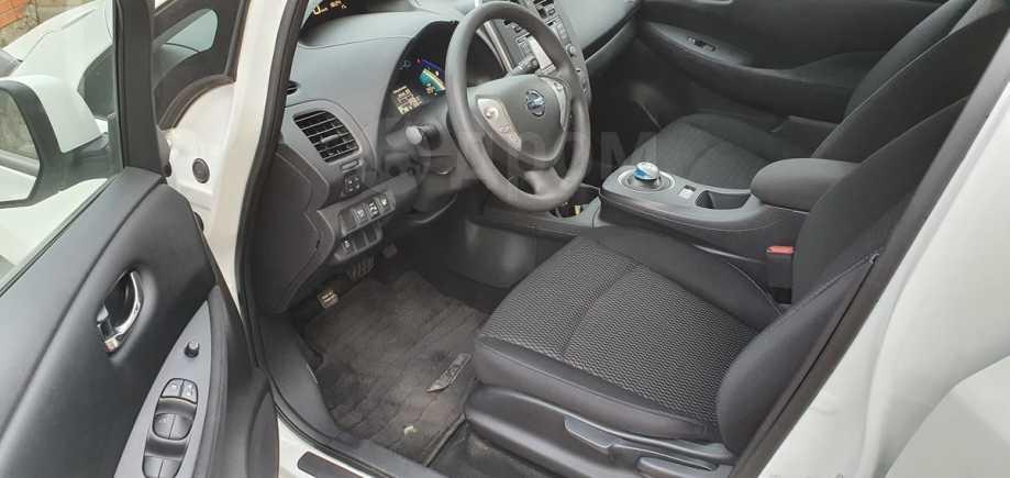 Nissan Leaf, 2017 год, 1 540 000 руб.