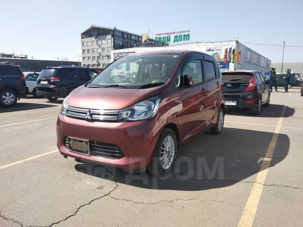 Mitsubishi eK Wagon, 2015 год, 395 000 руб.