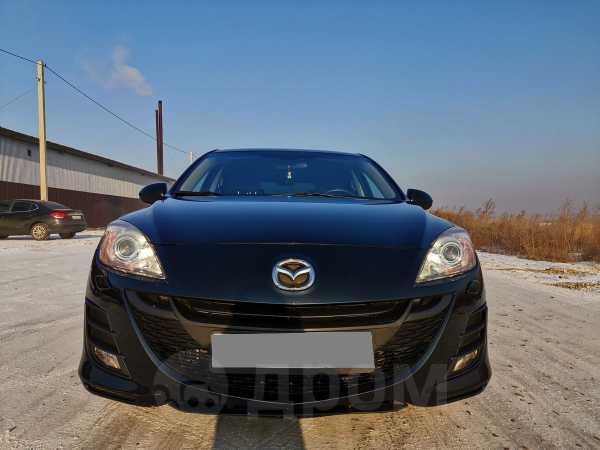 Mazda Mazda3, 2011 год, 549 000 руб.