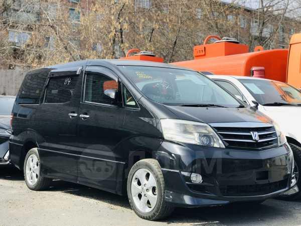 Toyota Alphard, 2008 год, 450 000 руб.