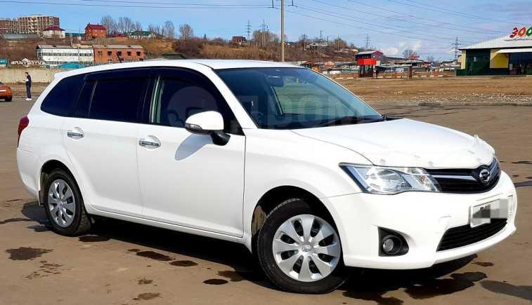Toyota Corolla Fielder, 2013 год, 645 000 руб.