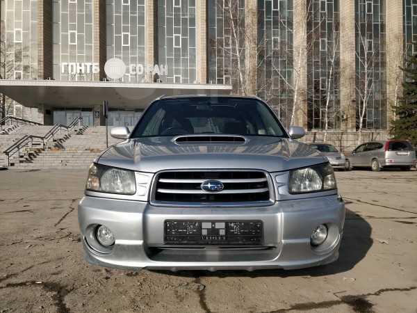 Subaru Forester, 2002 год, 549 000 руб.