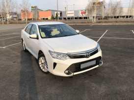 Омск Toyota Camry 2015