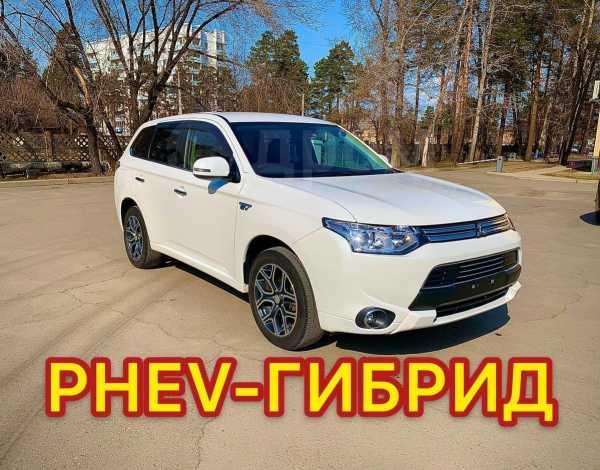 Mitsubishi Outlander, 2015 год, 1 610 000 руб.