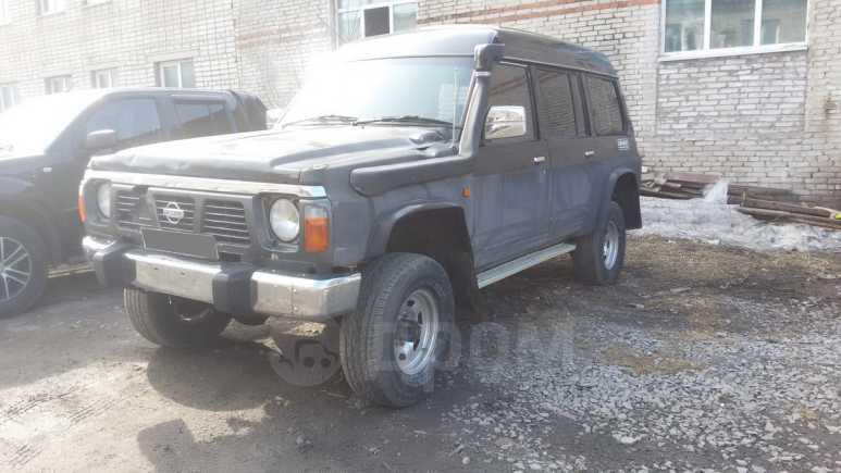 Nissan Safari, 1992 год, 429 000 руб.