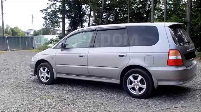 Honda Odyssey, 2001 год, 449 000 руб.