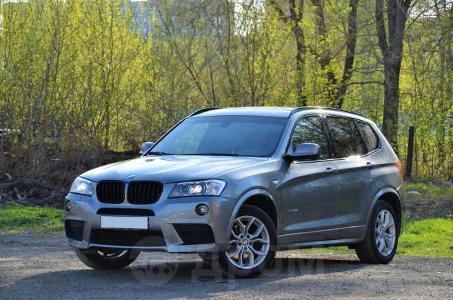 BMW X3, 2013 год, 1 450 000 руб.