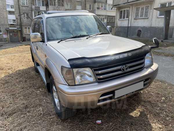 Toyota Land Cruiser Prado, 1991 год, 500 000 руб.