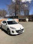 Mazda Mazda3, 2012 год, 550 000 руб.