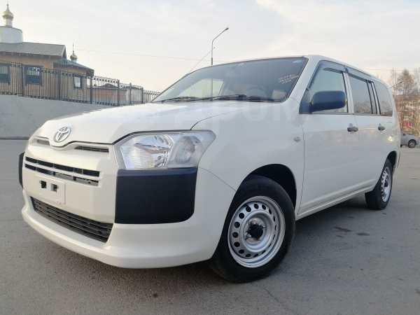 Toyota Succeed, 2016 год, 580 000 руб.