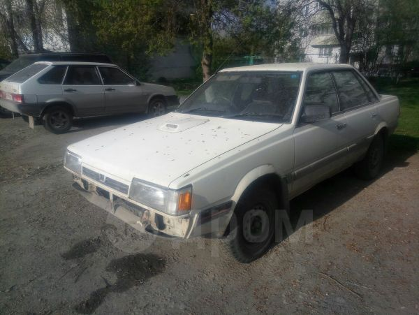 Subaru Leone, 1987 год, 30 000 руб.