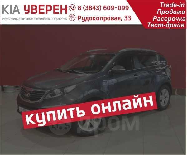 Kia Sportage, 2013 год, 1 099 900 руб.