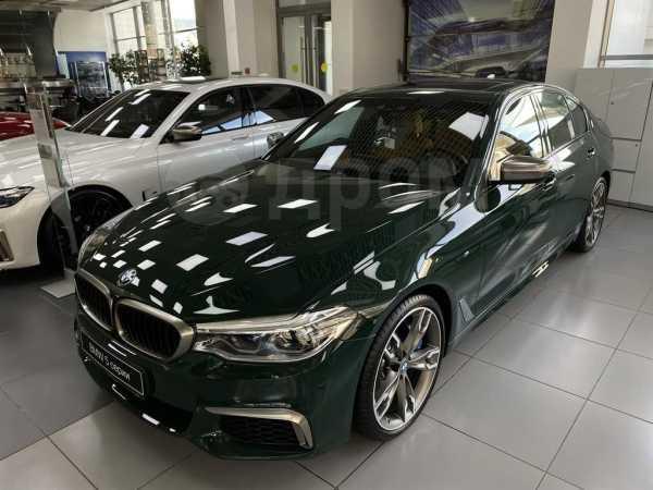 BMW 5-Series, 2019 год, 9 106 900 руб.