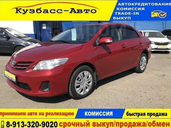 Toyota Corolla, 2013 год, 629 000 руб.