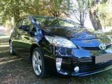 Выселки Prius 2012