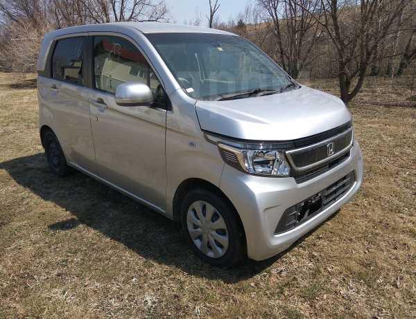 Honda N-WGN, 2014 год, 350 000 руб.