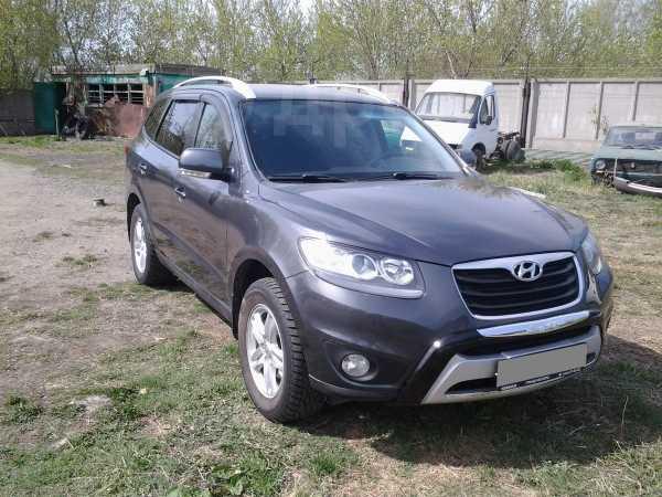 Hyundai Santa Fe, 2010 год, 695 000 руб.