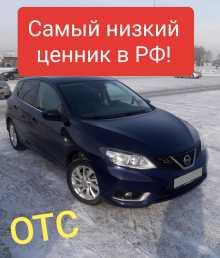 Новокузнецк Tiida 2015