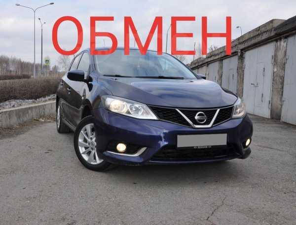 Nissan Tiida, 2015 год, 600 000 руб.