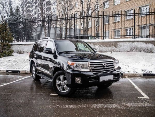 Toyota Land Cruiser, 2014 год, 2 490 000 руб.