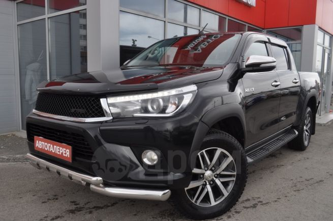 Toyota Hilux Pick Up, 2016 год, 1 875 000 руб.