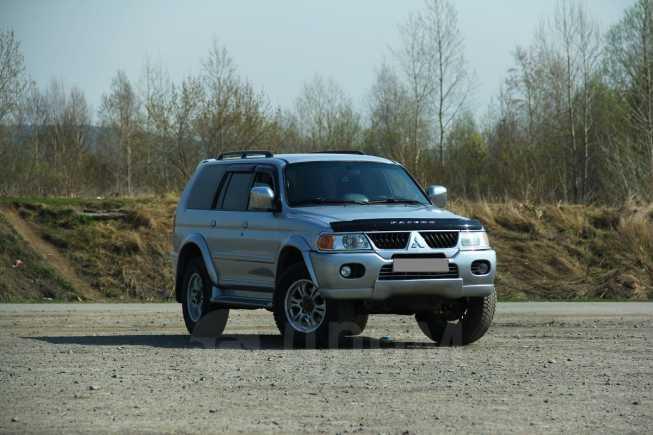 Mitsubishi Pajero Sport, 2005 год, 525 000 руб.